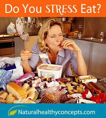 Emotional Eating or Stress Eating Tips