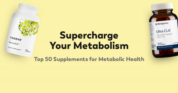 supercharge your metabolism