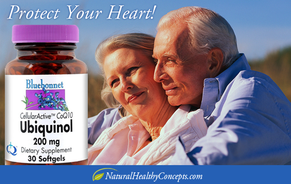 Protect Your Heart With Ubiquinol