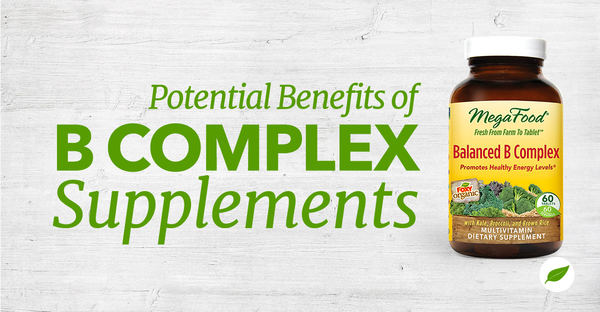 B-Complex-Supplements