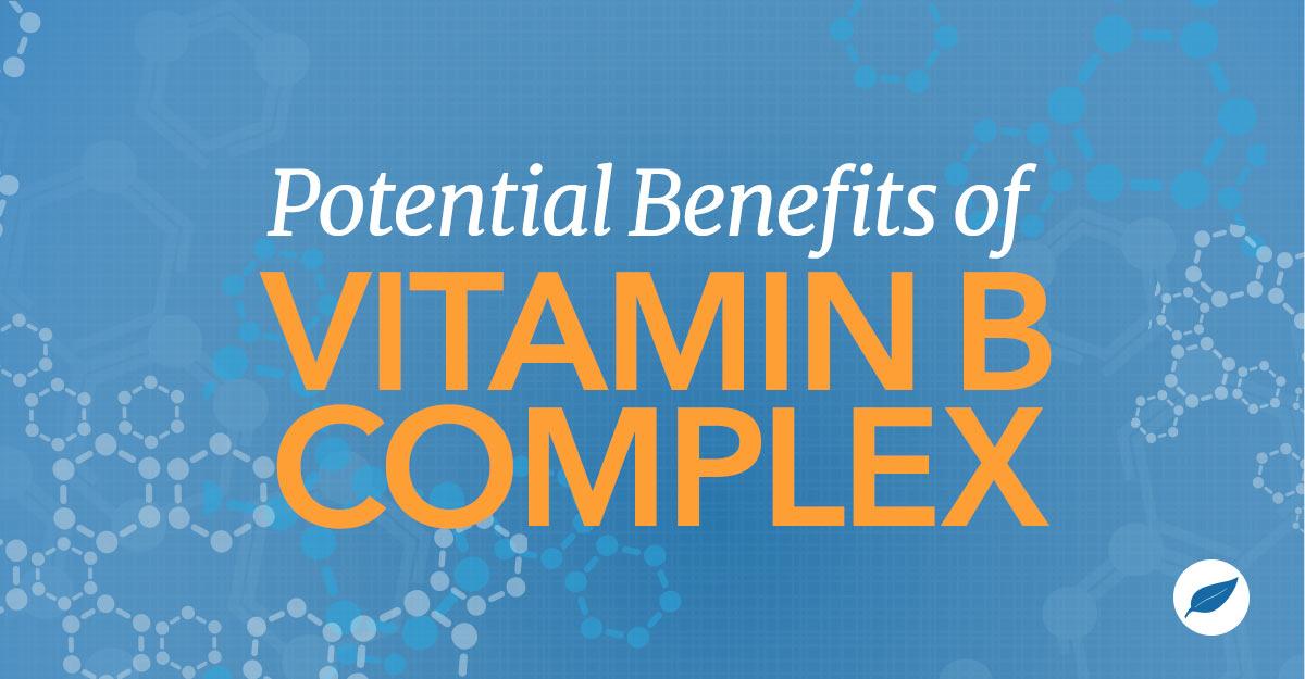 Potential-B-Complex-Benefits