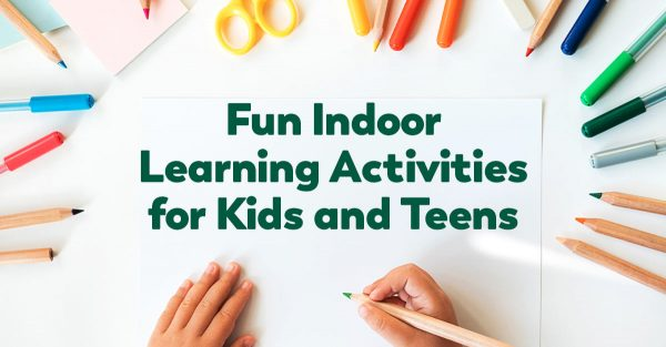 indoor learning activities