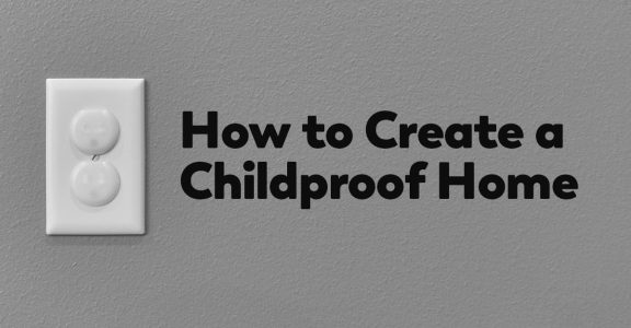 childproof your home