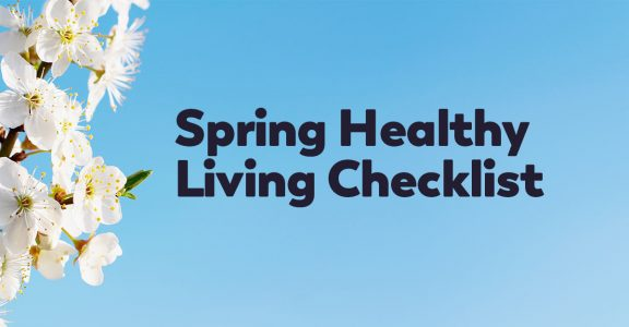 spring-healthy-living-checklist-2021