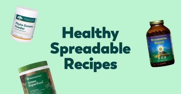 healthy-food-spread-recipes